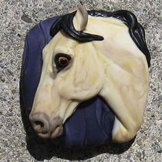 glass horses бусины с лошадьми joy munshower