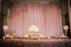 Sensual & Sophisticated Atlanta Wedding: Jessica + Vincent