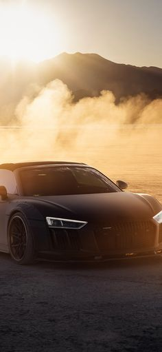 #The Audi R8 Exclusive Wallpaper