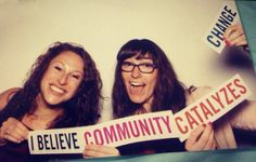 Move This World staffers share mission messages in positive, momentum-gathering prose.