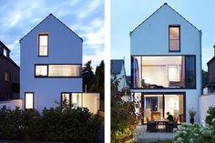kleine Grundfläche mit schöner Treppen-Lösung Martin Falke