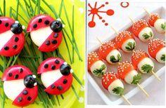 25 leuke en gezonde kindertraktaties #2 - Laura's Bakery