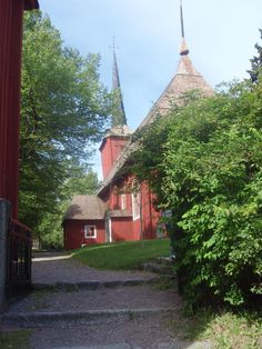Kristiinankaupunki Old Church