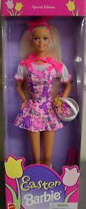 Easter Barbie