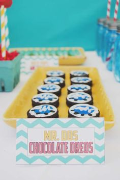 Special Agent Oso Birthday Party Ideas | Photo 2 of 11