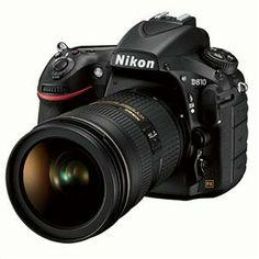 JUST ANNOUNCED! #Nikon #D810 DSLR Film-Makers Kit w/ AF-S NIKKOR 35mm f/1.8G ED, AF-S NIKKOR 50mm f/1.8G & AF-S NIKKOR 85mm f/1.8G Lenses #photography #wishlist #video #filmmaking