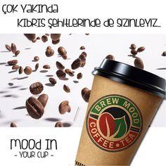 Brew Mood Kıbrıs Şehitleri şubesi ile çok yakında sizinleyiz :) www.brewmood.com.tr #brewmoodcoffee #coffee #tea #brewmood #yakındageliyor