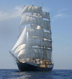 Marissalcompany.com,    T/S Gunilla, Sweden's largest sail training vessel.