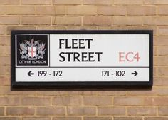 Fleet Street – The historic heart of Britain's newspaper industry is Fleet Street. Given its past as a centre for publishing and printing, Fleet Street has become linked to some of Britain's most notable literary personalities.