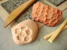 Sculpey press-tool