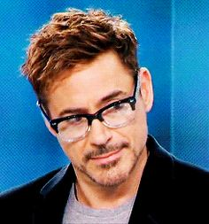 * robert downey jr. - both these awesome gifs <3