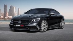 New Brabus S63 with 838 HP!