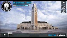 Il fascino del Marocco in #Timelapse ( #Video )