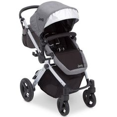 J is for Jeep Brand Sport Utility All-Terrain Jogger ...