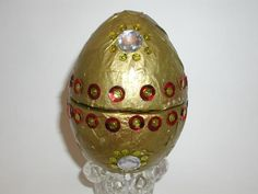 Europe/Asia: Russian Faberge Eggs - Hands On Crafts for Kids