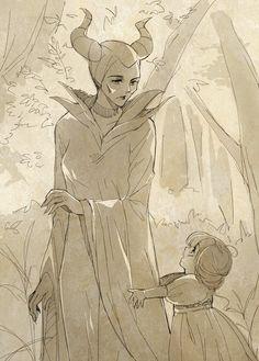 Maleficent by Miriki-Chi on DeviantArt