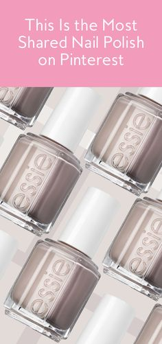 This Is the Most Shared Nail Polish Shade on Pinterest from InStyle.com