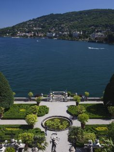 Palazzo Borromeo, Isola Bella, Borromean Islands, Stresa, Italy