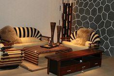 Красивая, необычная, оригинальная мебель, натуральные материалы = креативные, небанальные, харизматичные интерьеры. . Фото