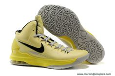 Nike Zoom KD V ID Tartrazine Yellow Black 554988 700 Online