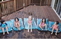 Les coussins d'eau font fureur chez les enfants ! Ce sont des sacs en plastique remplis d'eau avec lesquels ils prennent pas mal de plaisir en été ! Vous devez...