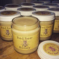 Creamy honey at redbee.com