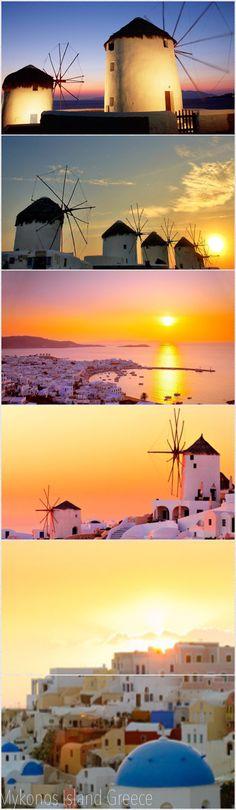 Mykonos, Cyclades, Greece