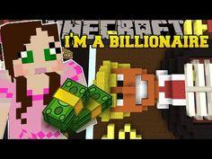 Minecraft: BURNING HEROBRINE! (HEROBRINE IS REAL!) Mini-Game - YouTube