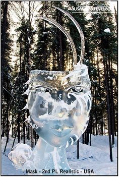 ice & snow sculptures