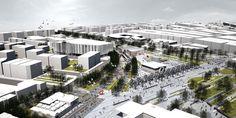 Afyonkarahisar Cumhuriyet Meydanı ve Çevresi Ulusal Mimarlık ve Kentsel Tasarım Fikir Proje Yarışması, 2. Ödül