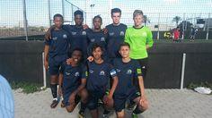 Under 19 Soccer Boys Impress |
