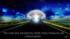 road less travelled quote - Google Search