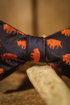 Buffalo Jackson - Buffalo bow tie dixiepickersstore.com