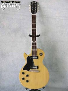 lefty guitars | Gibson Custom Shop Les Paul Special left-handed electric guitar