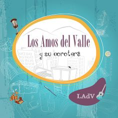 Cds : Amos del Valle y su corotera
