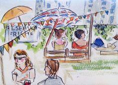 Paris: La Friche Davout (limited time only!) « A Pocket Feast