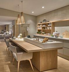 Kitchen island idea. Amazing!!!