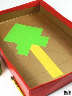 Make this homemade Christmas marble game with a cardboard box and duct tape. It's so easy and a blast to play with! Marble Games, Duct Tape, Homemade Christmas, Tis The Season, Party Games, Parties, Seasons, Crafts, Fiestas
