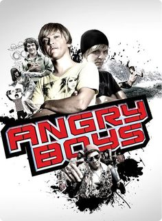 6 characters 1 show Chris Lilley is a genius