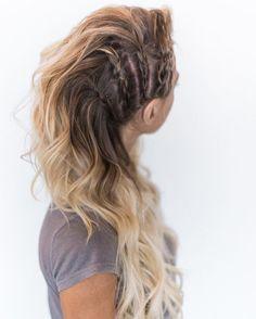 +70 increíbles peinados con trenzas que querrás hacer