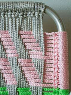 DIY Woven Headboard Project Ideas | Turn up the coziness factor in your bedroom this fall and winter with these woven headboards—all of which will still look amazing any time of year. Don't worry if you don't have any weaving experience; these 8 approachable DIYs are totally doable by beginners