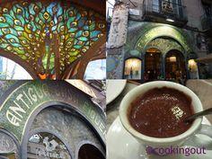 Barcelona y el chocolate con churros Churros, Chocolate, Mugs, Tableware, Barcelona, Travel, Dinnerware, Chocolates, Tablewares
