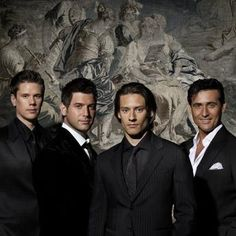 IL Divo Mix Baladas Whised there was a nice looking man a man that loved Il Divo just like me and share the music together like this lonley night i have tonight. Kinds Of Music, Music Love, Music Is Life, Good Music, My Music, Celine Dion, Crossover, Musik Genre, El Divo