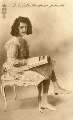 Princess Yolanda of Savoy