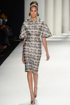 Carolina Herrera Fall 2014 RTW - Runway Photos - Fashion Week - Runway, Fashion Shows and Collections - Vogue