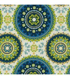 PILLOWS  Outdoor Fabric- Solarium Bindis SummerOutdoor Fabric- Solarium Bindis Summer,