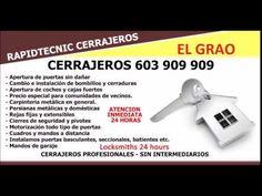 CERRAJEROS EL GRAO VALENCIA 603 909 909