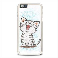 American Shorthair Happy Cat For iPhone 6 Plus / iPhone Plus Case 6s Plus Case, Iphone 6 Plus Case, American Shorthair, Phone Cases, Cats, Happy, Gatos, Ser Feliz, Cat