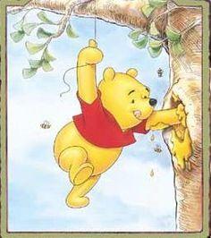 I will always love pooh bear.