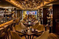Beautiful Interior Design, Luxury Interior Design, Home Interior, Restaurant Hamburg, Luxury Restaurant, Restaurant Ideas, Fairmont Hotel, Small Restaurant Design, Spa Hotel
